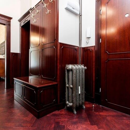 byt 3+kk v klasickém stylu