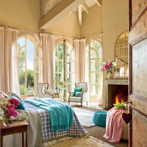 Kouzelná ložnice od Eduarda Arruga