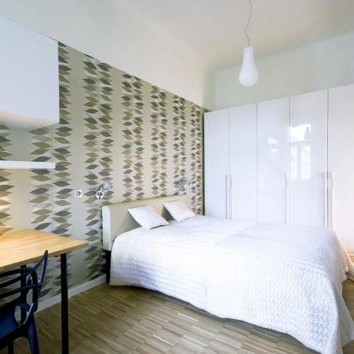 Kompletní rekonstrukce bytu v činžovním domě, Praha 6