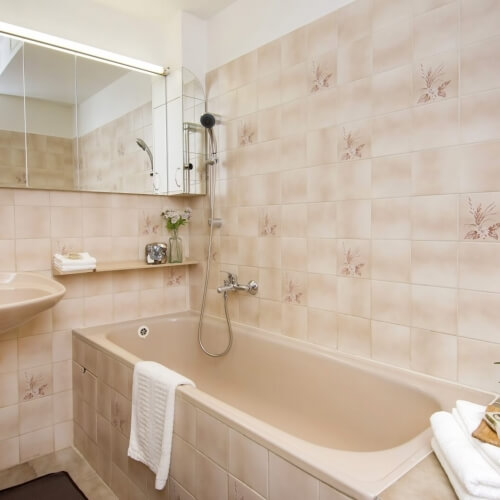Home Staging nezařízeného bytu v Praze na Malé Straně