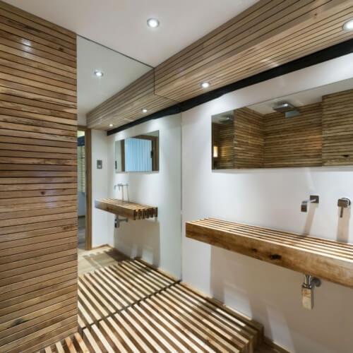 Starý mlýn se proměnil v nádherné a stylové bydlení