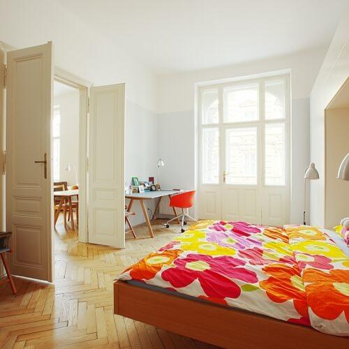 Rekonstrukce bytu v Brně