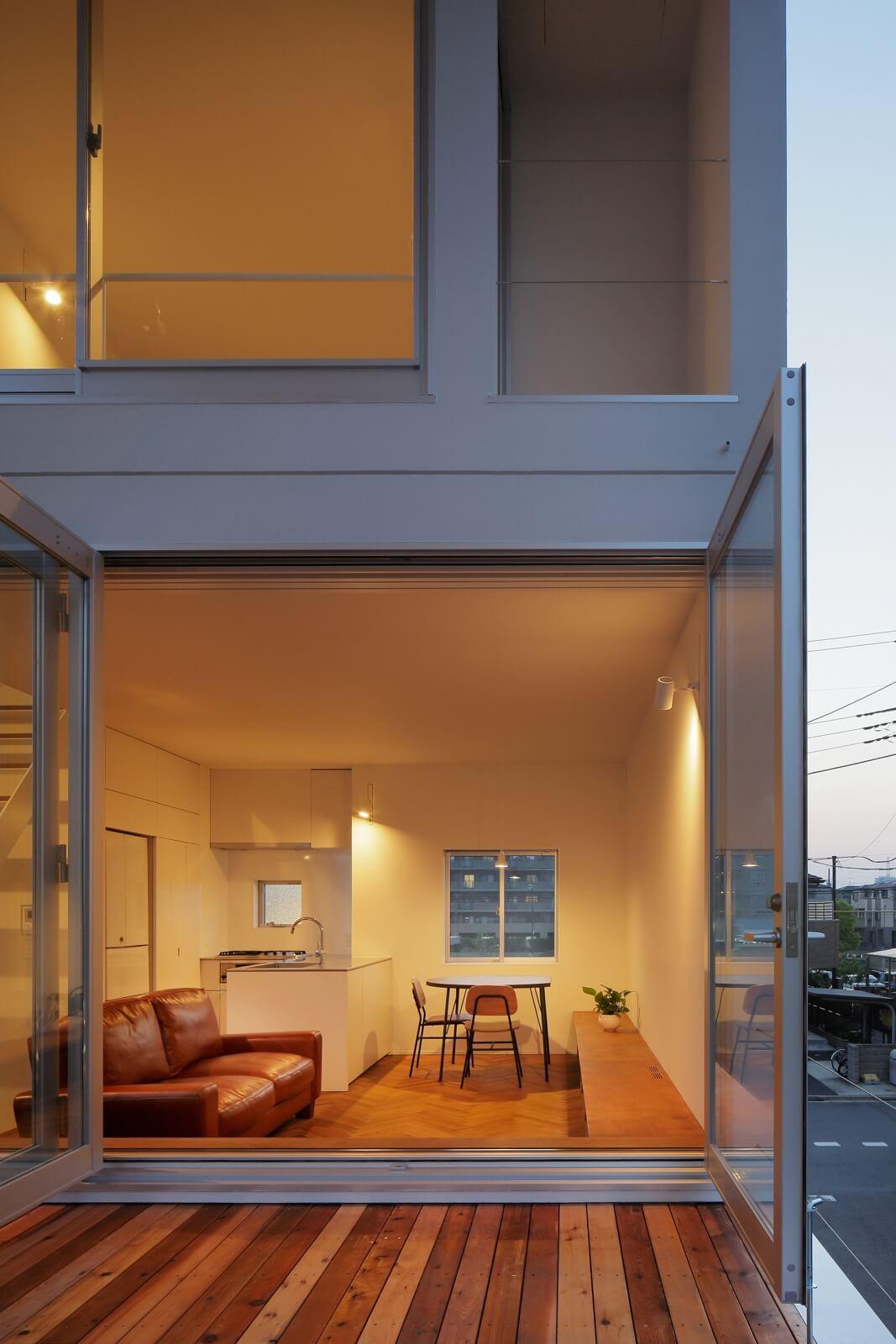 Mal byt s velkou terasou for Terrace 2nd floor