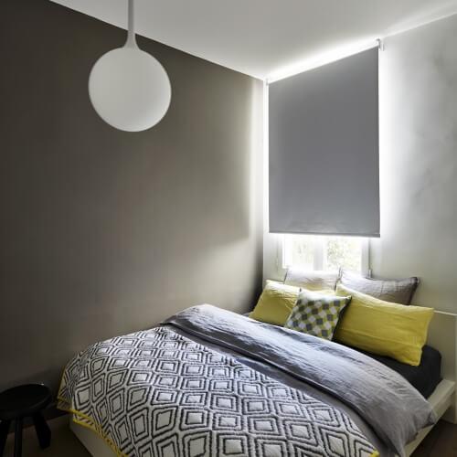 Módní jednopokojový byt srbské návrhářky