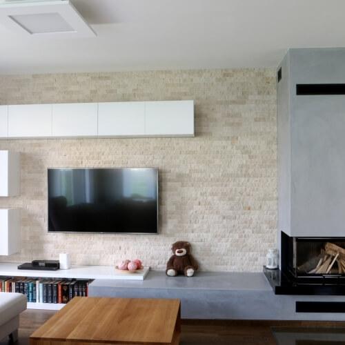Obývací pokoj - srdce domova