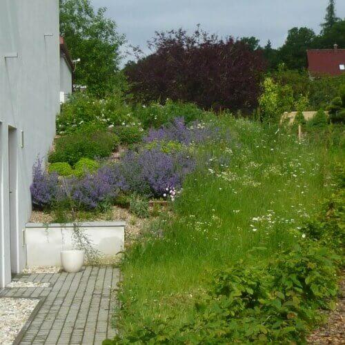 Súkromná záhrada, Útěchov