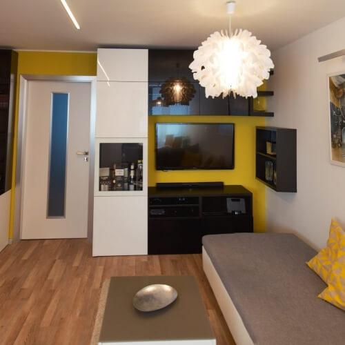 Byt ve žluté