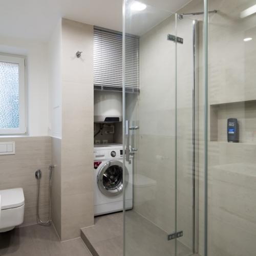 Rekonstrukce bytu pro muže