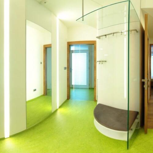Realizace interiéru Brno