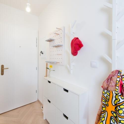 Rekonstrukce - soukromý byt 2+kk