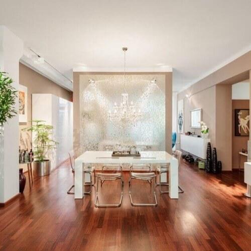 Přádelna předělána na luxusní byt