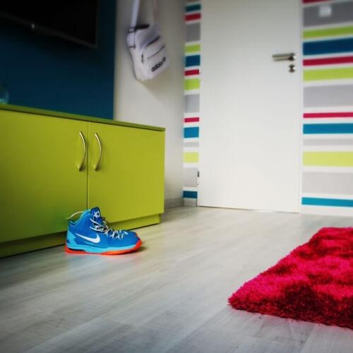 Proměna dětského pokoje