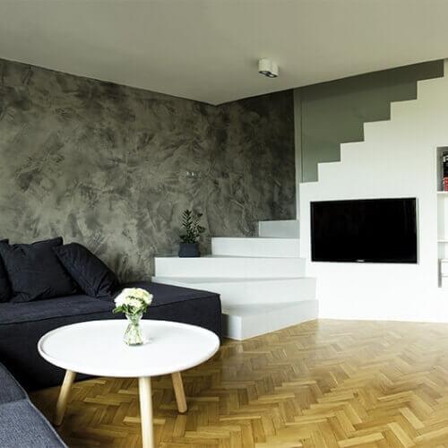 Realizace domu