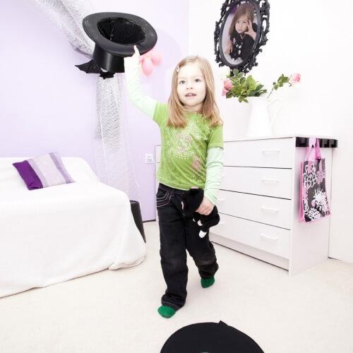 Dětský pokoj pro Viktorku