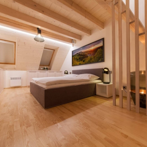 Apartmán Pavlov