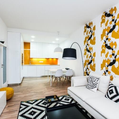 Vzorový byt, Praha 4