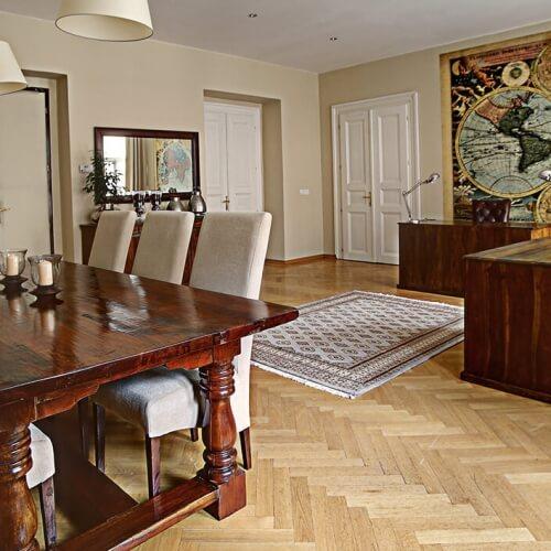 Home office, Praha 1