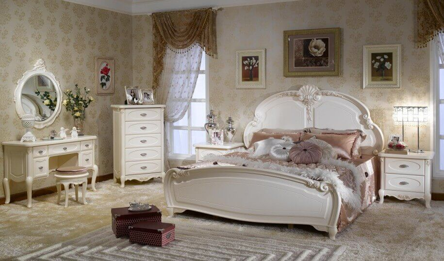 5 krok jak vytvo it pokoj ve vintage stylu. Black Bedroom Furniture Sets. Home Design Ideas