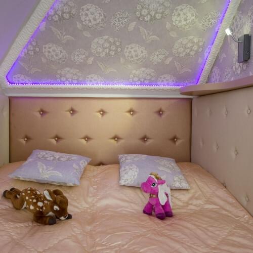 Dětské pokoje villa Kamýk