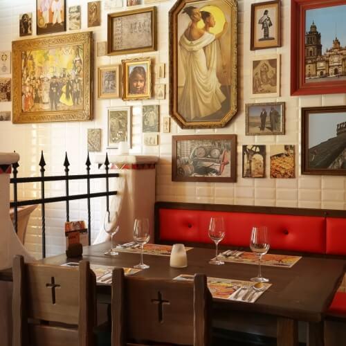 360vision.cz: Restaurace, dekorace