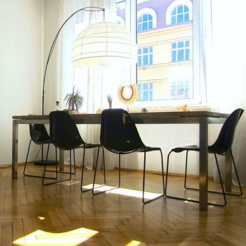 Práce Home Staging - Pronajatý byt v Praze, Vinohrady