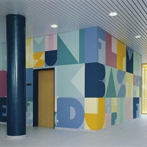 Portfolio - inspirace dekorativní malby interiér/exteriér