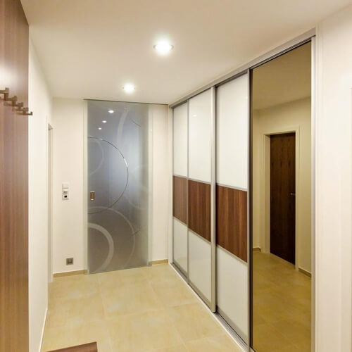 návrh a realizace interiéru Podolí