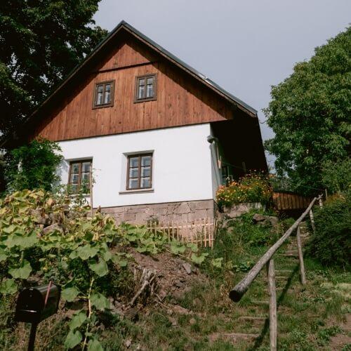 Chalupa v Českém ráji