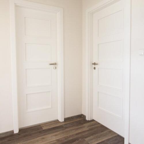 Rodinný dům - koupelna, WC, podlaha, kuchyň