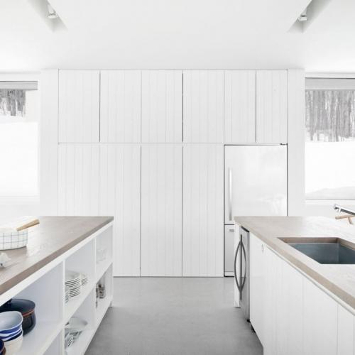Blue Hills House - Dům jako ze zimní pohádky