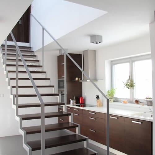 Návrh interiérů RD v Chotýšanech