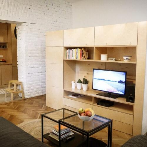 Rekonštrukcia malého bytu
