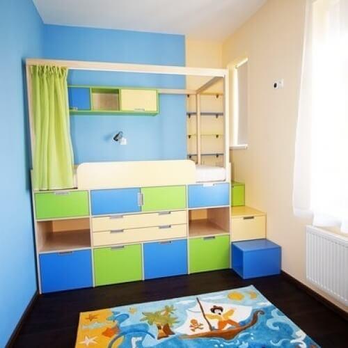 Dětský pokoj pro holku a kluka
